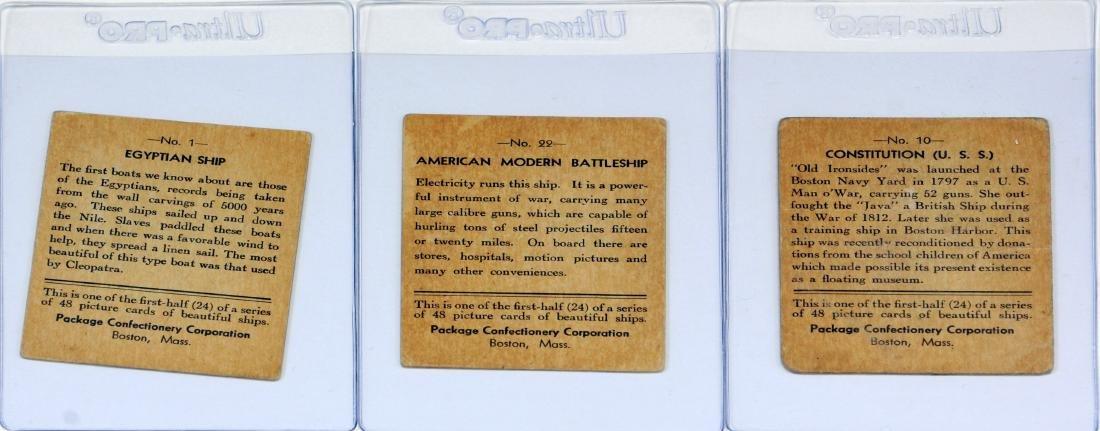 Estate Gum Card Collection Sea Raiders/Indian - 6