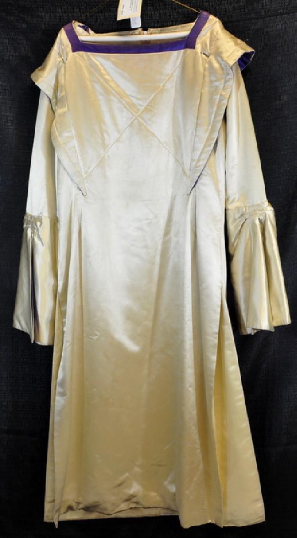 Buck Rogers Set Worn Robe