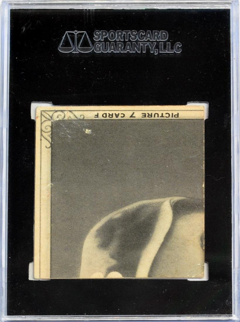 2 1935 Goudey 4 In 1 Cards Graded - 2