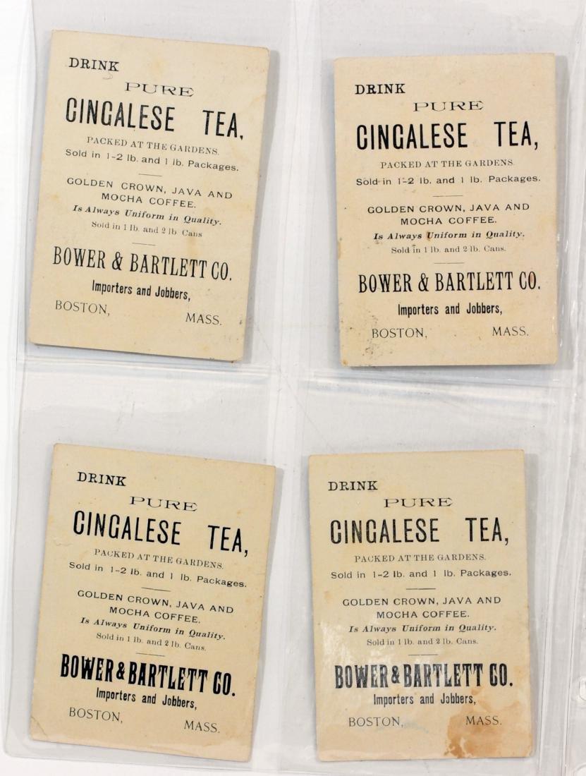 10 1887  Baseball Trade Cards - 2