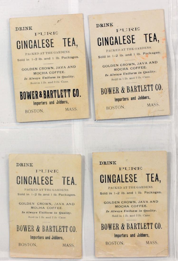 10 1887  Baseball Trade Cards - 4
