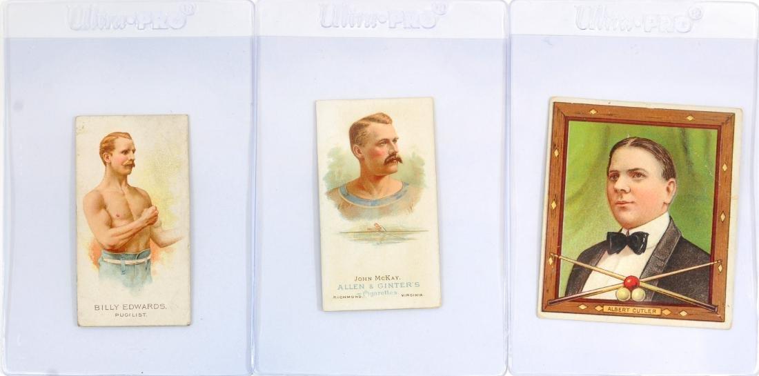 7 Estate Tobacco Cards