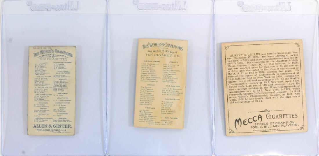 7 Estate Tobacco Cards - 2