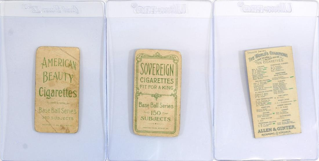 7 Estate Tobacco Cards - 4