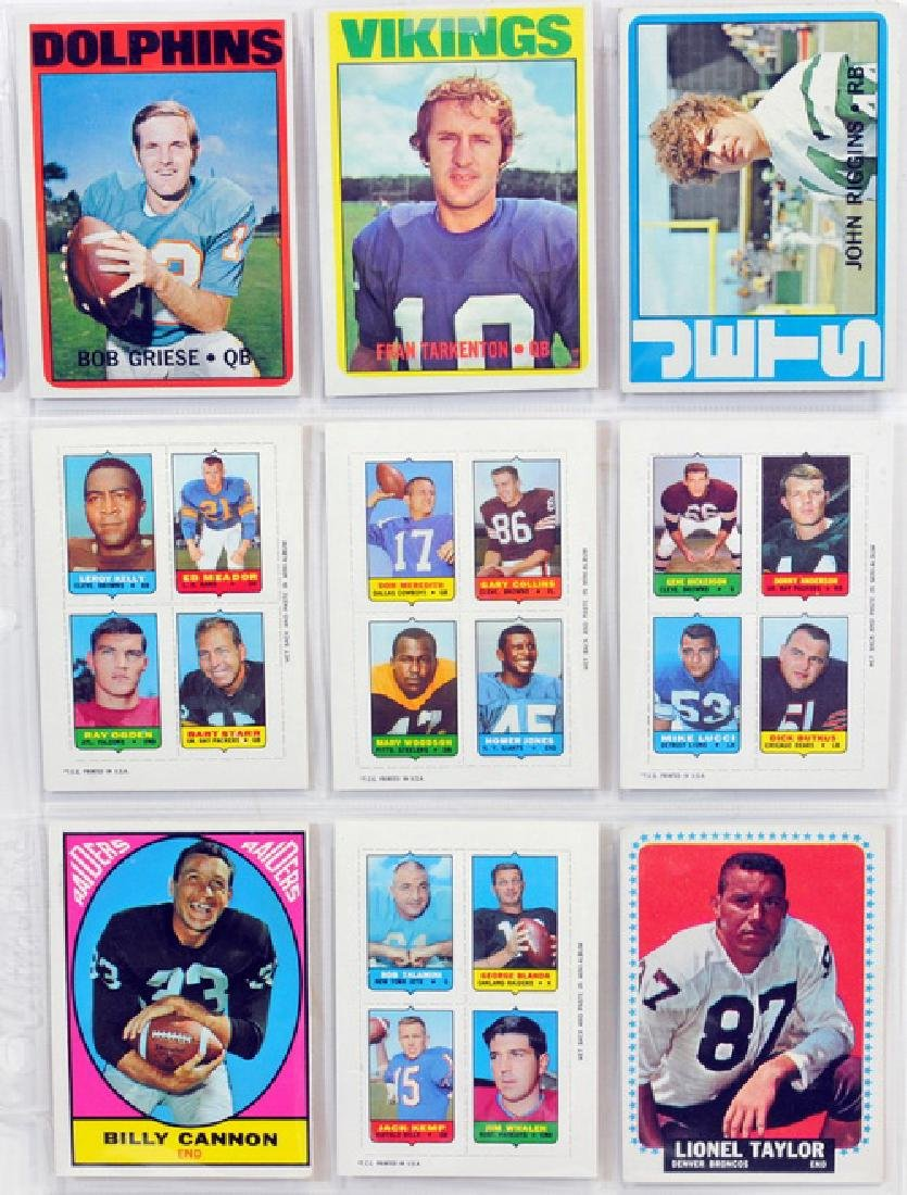 271960's And 70's Football Hall Of Famers