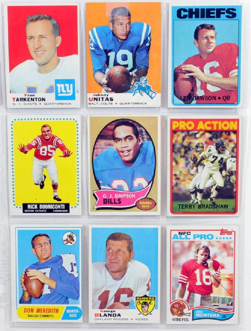271960's And 70's Football Hall Of Famers - 3