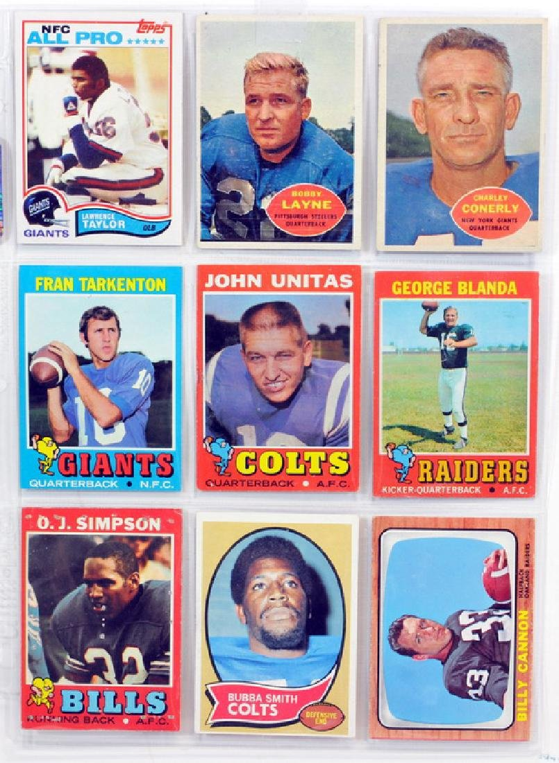 271960's And 70's Football Hall Of Famers - 5