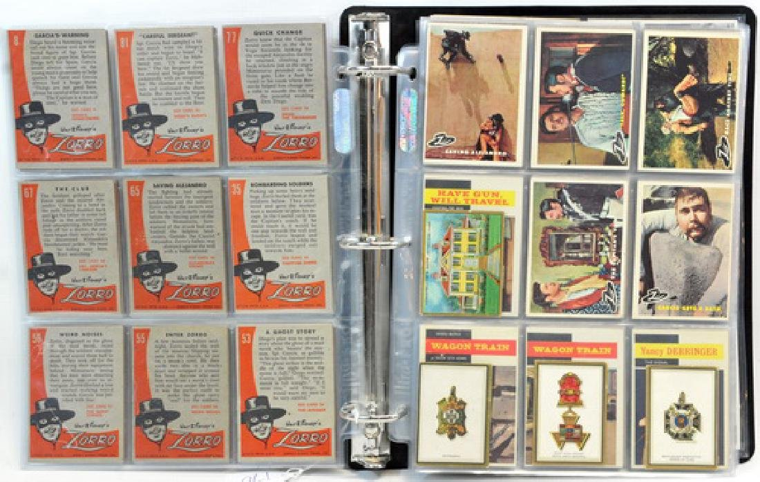 204 1950's And 60's Non Sports Cards - 4