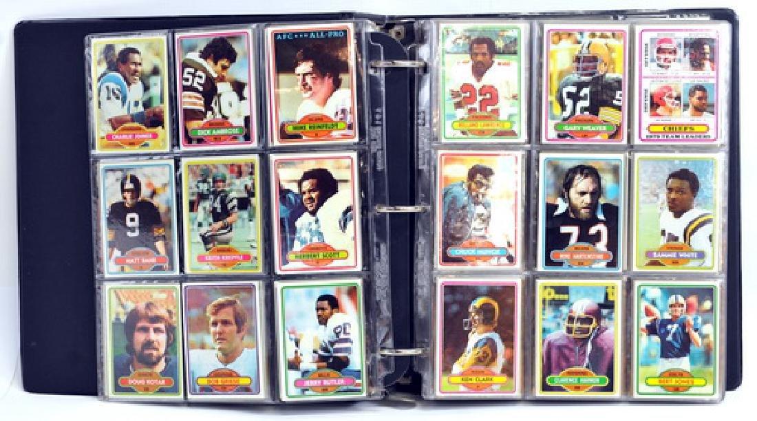 1980 Topps Football Complete Set - 3