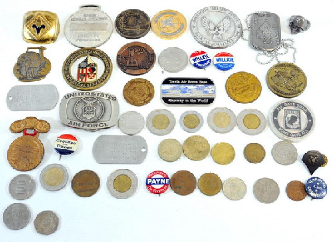 Estate Coins and Medals