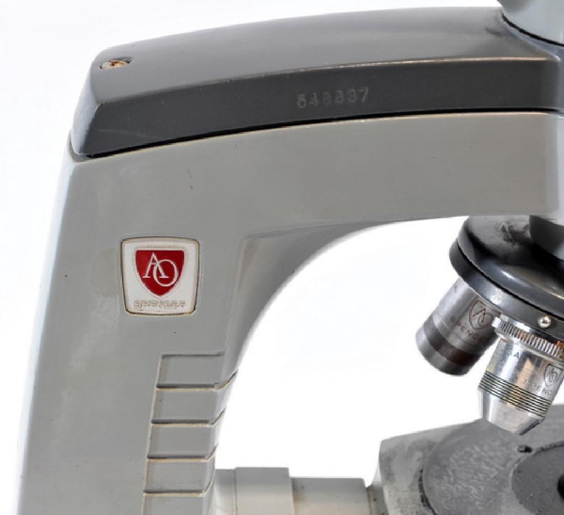 Spencer Scientific Microscope - 4