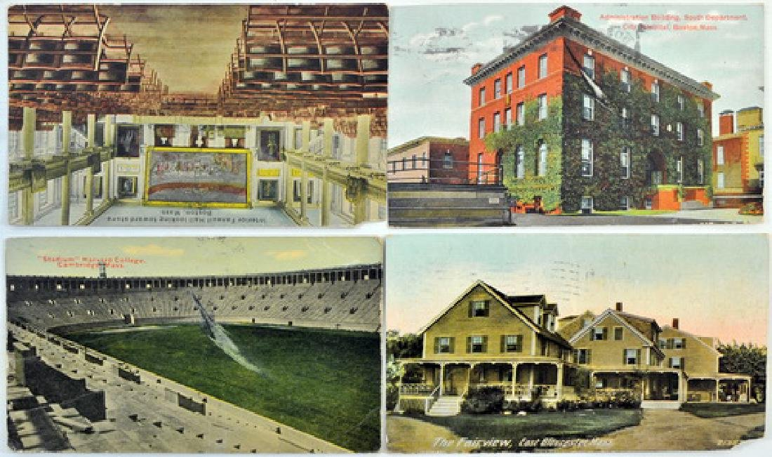 Over 500 Estate Postcards - 3
