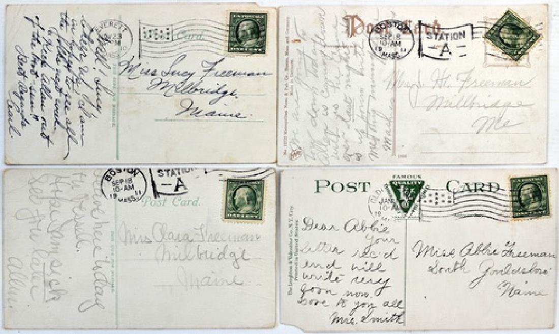 Over 500 Estate Postcards - 4