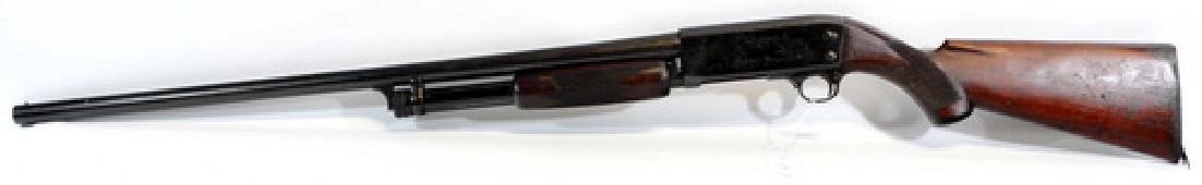 Ithaca Model 37 12 Gauge Pump Shotgun - 2