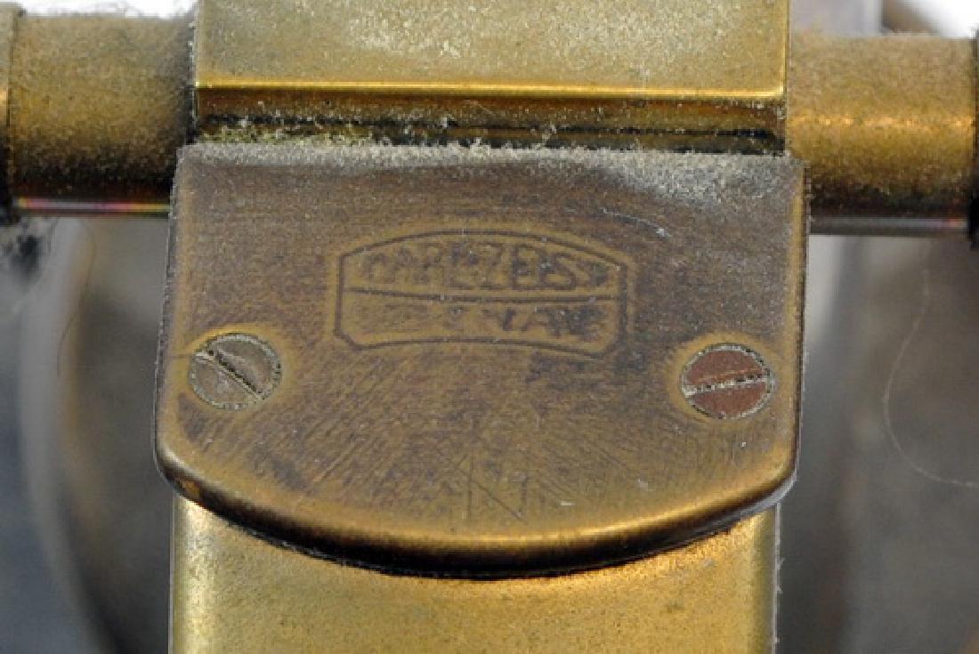 Antique Carl Zeiss Jena Microscope - 3