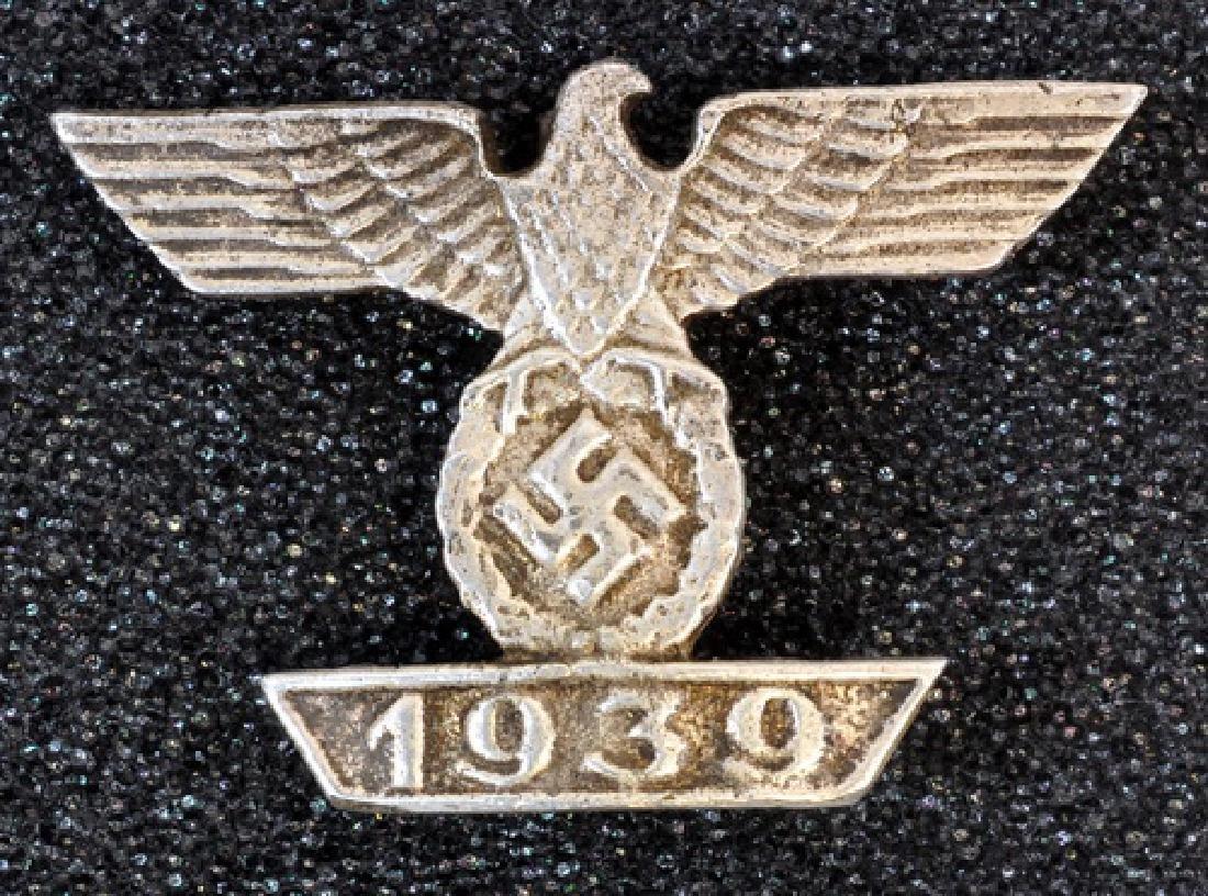 WWII Nazi Spange 1939 2nd Award