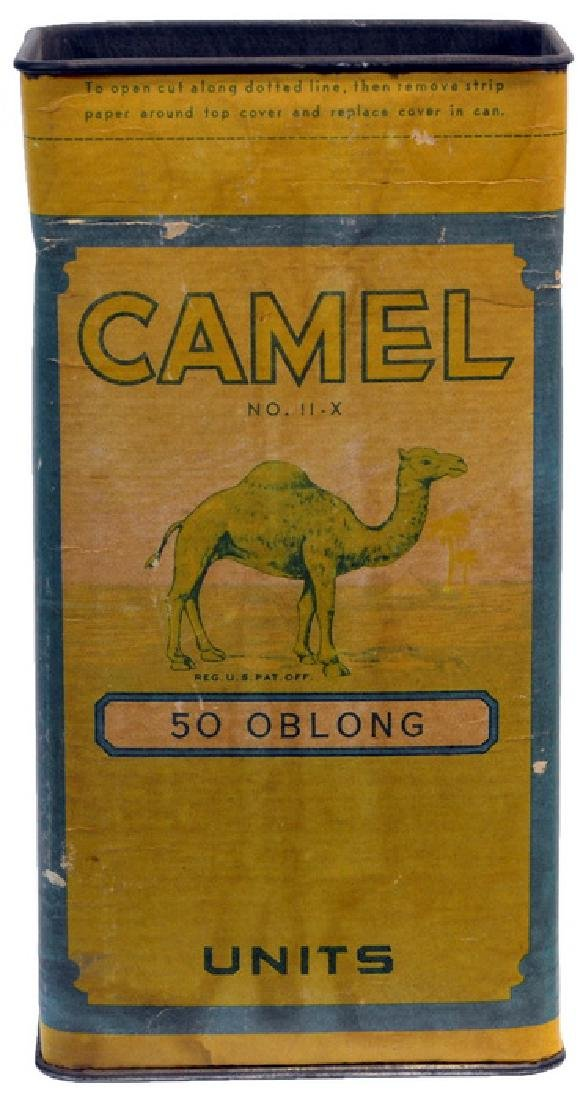 Pre-wwii New Old Stock Camel Tube Repair Kit