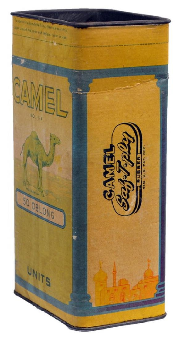 Pre-wwii New Old Stock Camel Tube Repair Kit - 4