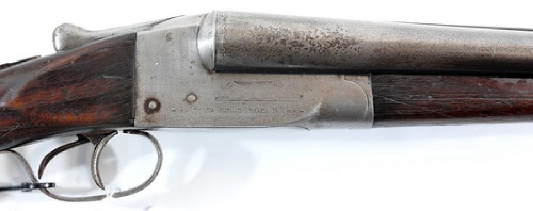Ithaca Side By Side 12 Gauge Double Shotgun - 4