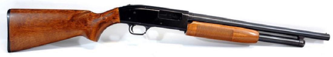 Mossberg Model 500at 12 Gauge Shotgun