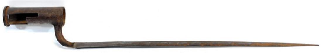 Revolutionary War 1760 British Brown Bess Bayonet