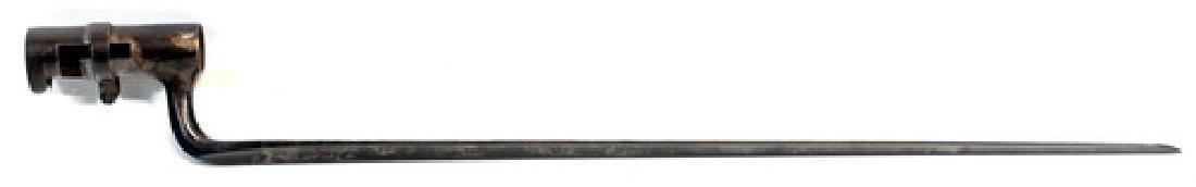 Socket Bayonet Us Trapdoor Springfield Rifle
