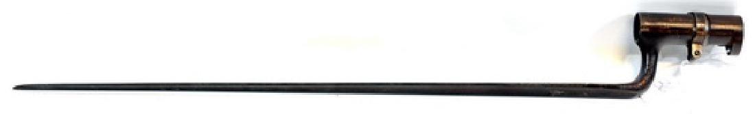 Socket Bayonet Us Trapdoor Springfield Rifle - 2
