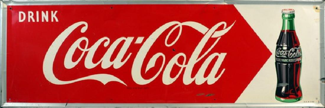 Original Coca Cola Sign