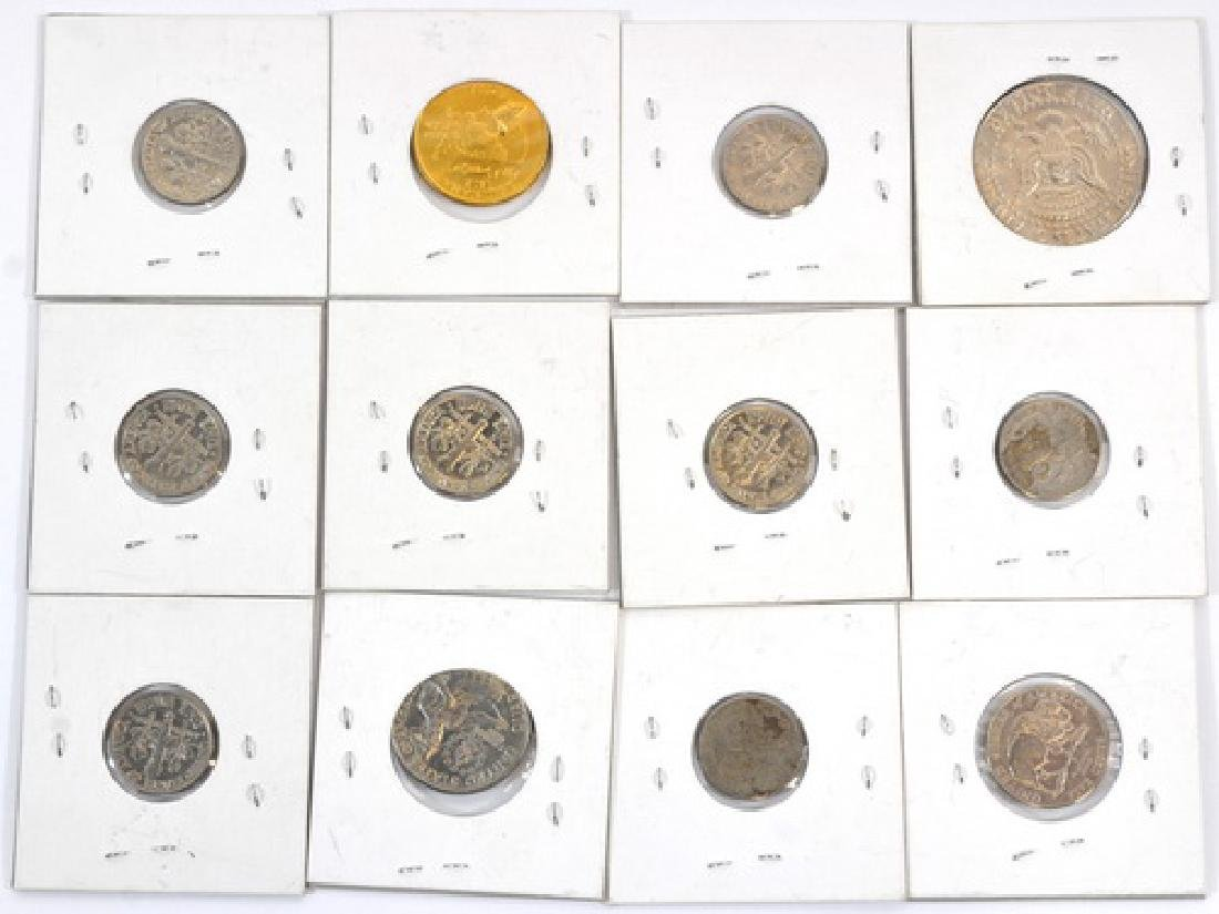 Us And Foreign Coins - 2