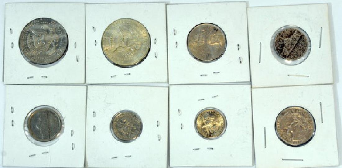 Us And Foreign Coins - 4