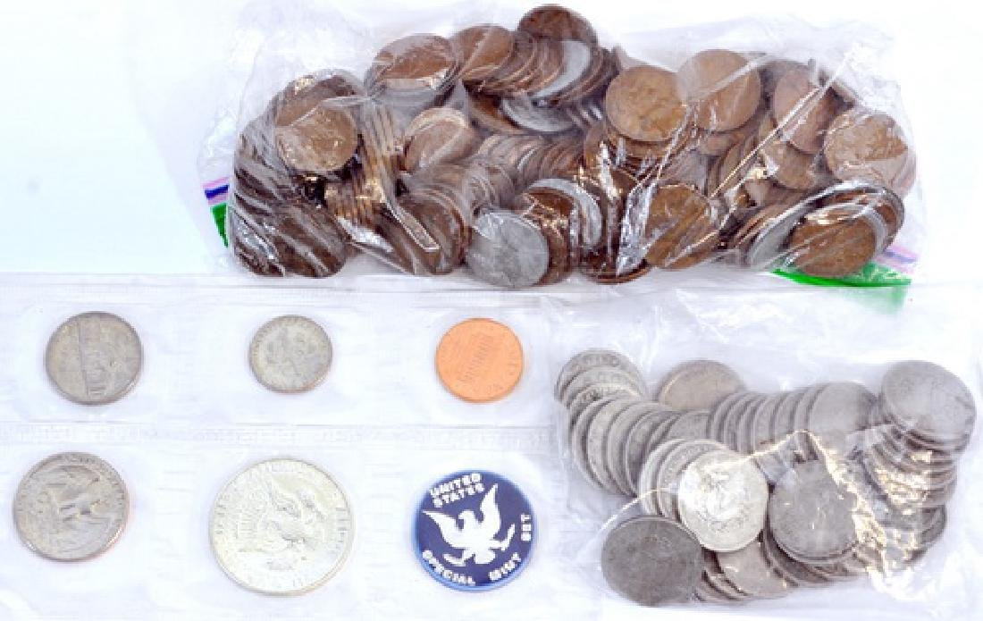Us And Foreign Coins - 6