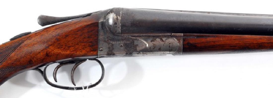 Ah Fox Sterlingworth 12 Gauge Double Shotgun - 3