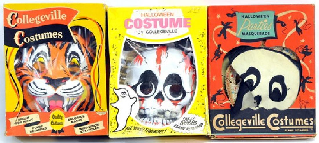 Eight Vintage Halloween Costumes