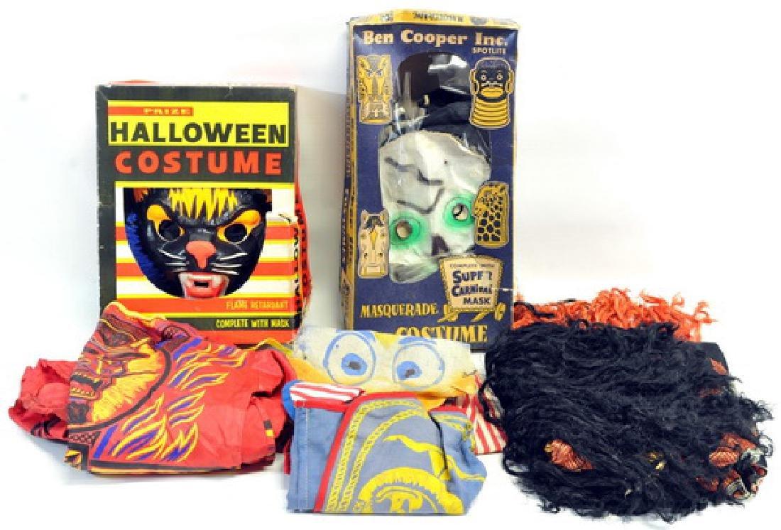 Eight Vintage Halloween Costumes - 2