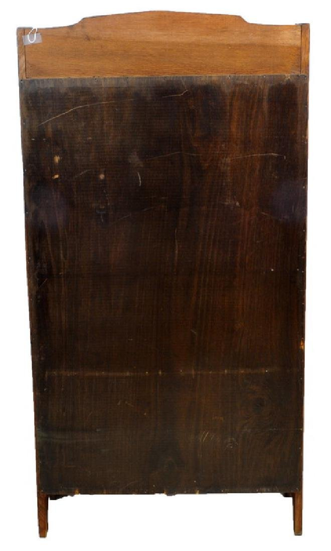 Antique Oak Larkin Junior Desk - 3
