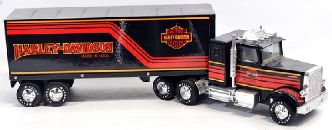 Harley Davidson Collectible Trucks, Motorcycles - 2