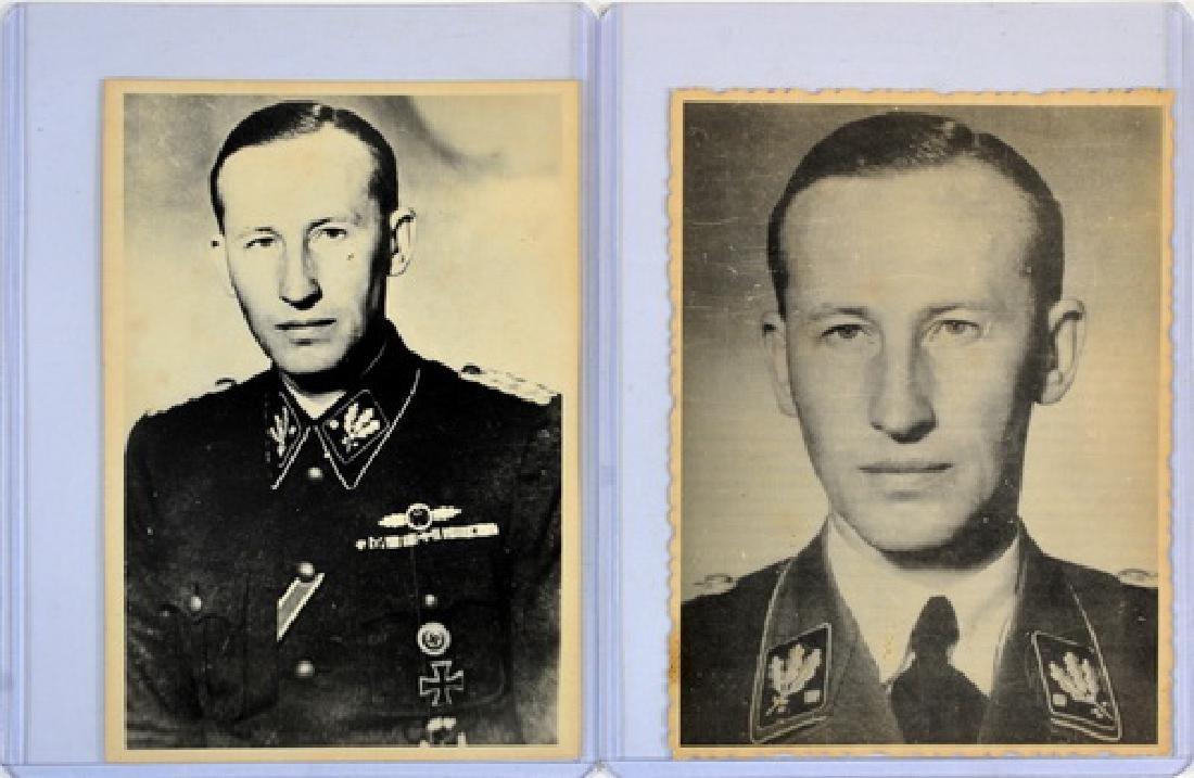 Four Original Photos High Ranking Germans - 3