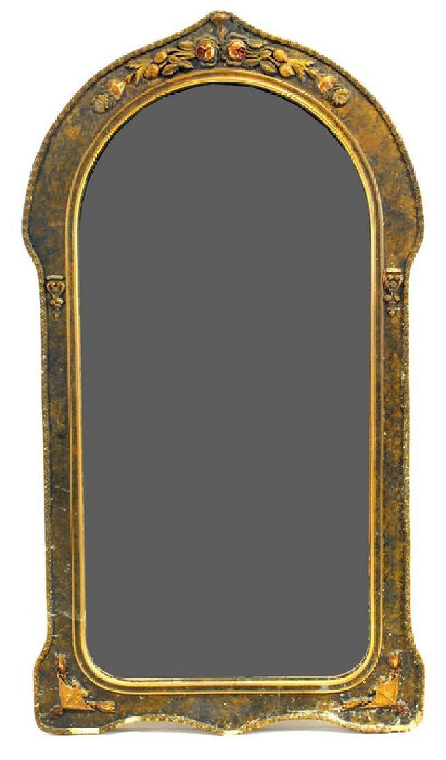 4 Vintage Mirrors
