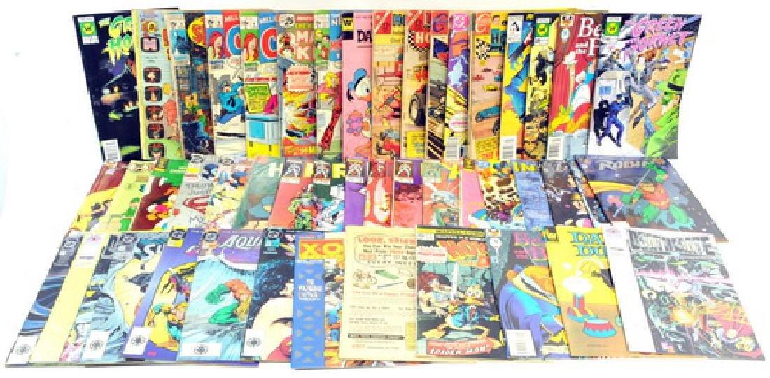 50 Misc. Comic Books, Sarge Snorkel, Aladdin, The