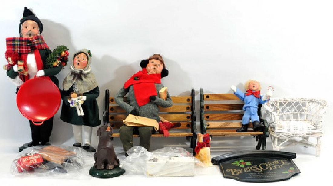 Byers Choice Ltd. & Other Christmas Items