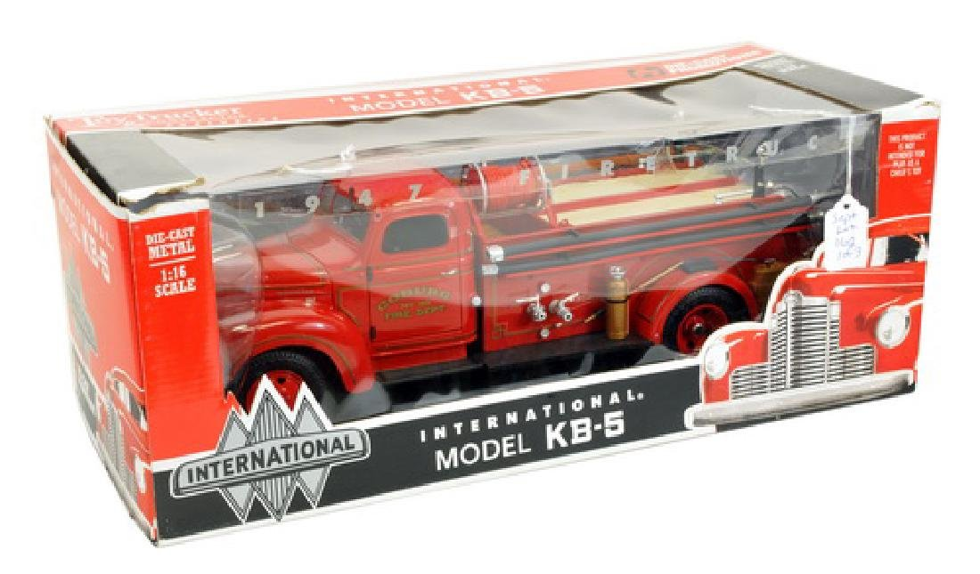 1. Highway 61 1940 Ford Stake Truck, 2. Die Cast