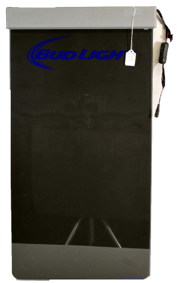Bud Light Beer Iconic Illuminated Menu Board