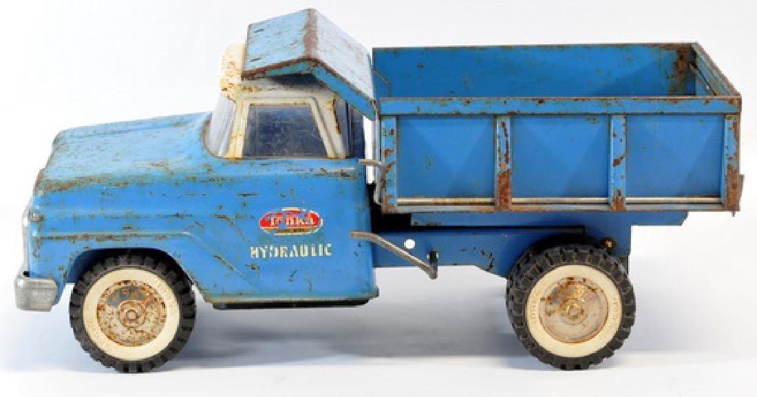 Vintage 1960's Tonka Hydraulic Dump Truck - 2