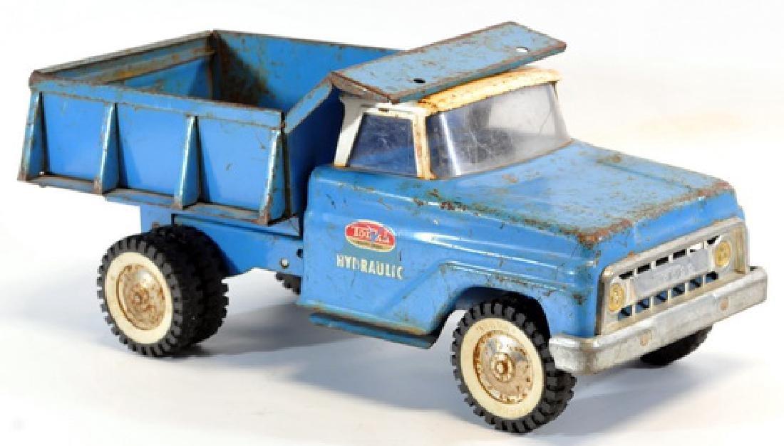Vintage 1960's Tonka Hydraulic Dump Truck - 3