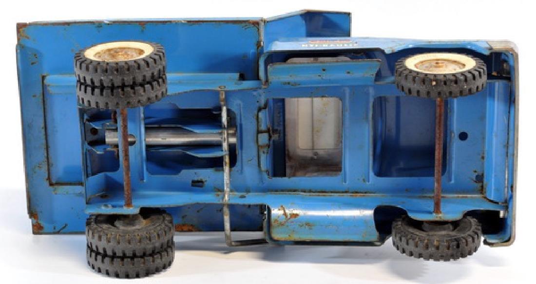 Vintage 1960's Tonka Hydraulic Dump Truck - 4