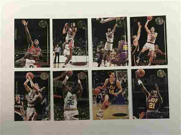1994-95 Upper Deck Sp Basketball Set
