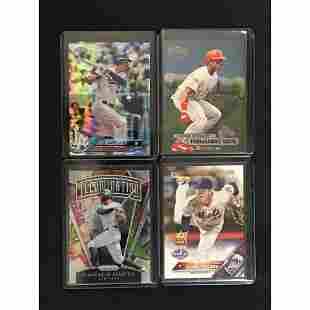 4 Modern Baseball Stars/rc/insert