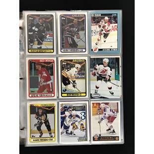 567 1990's Hockey Cards Hof/stars