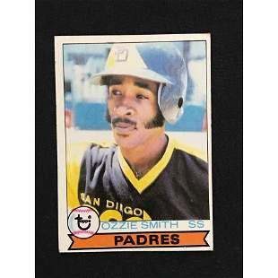 1979 Topps Ozzie Smith Rookie Vgex