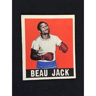 1948 Leaf Boxing Beau Jack